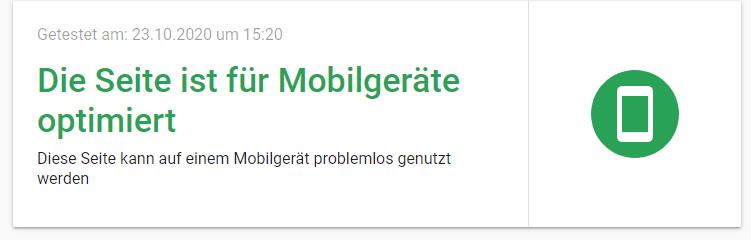 Webdesign Dortmund mobilfreundliche Website
