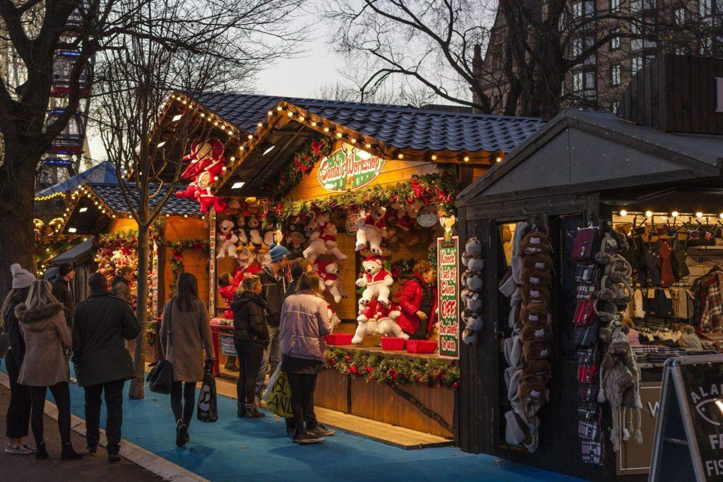 Webdesign Dortmund digitaler Weihnachtsmarkt