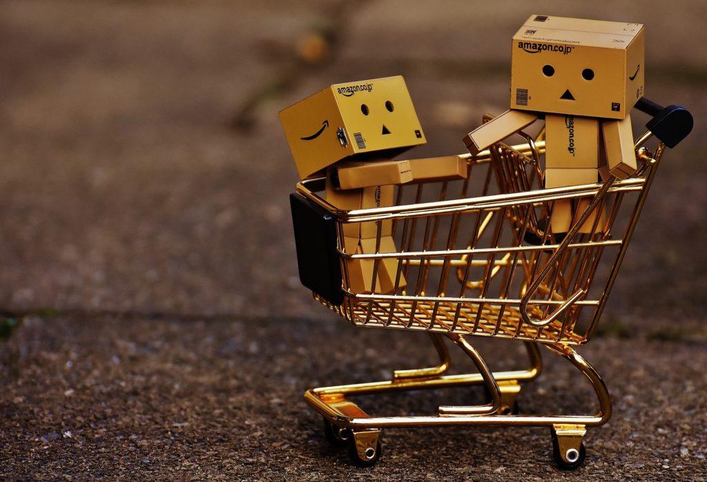 Paketabgabe für Onlineshops